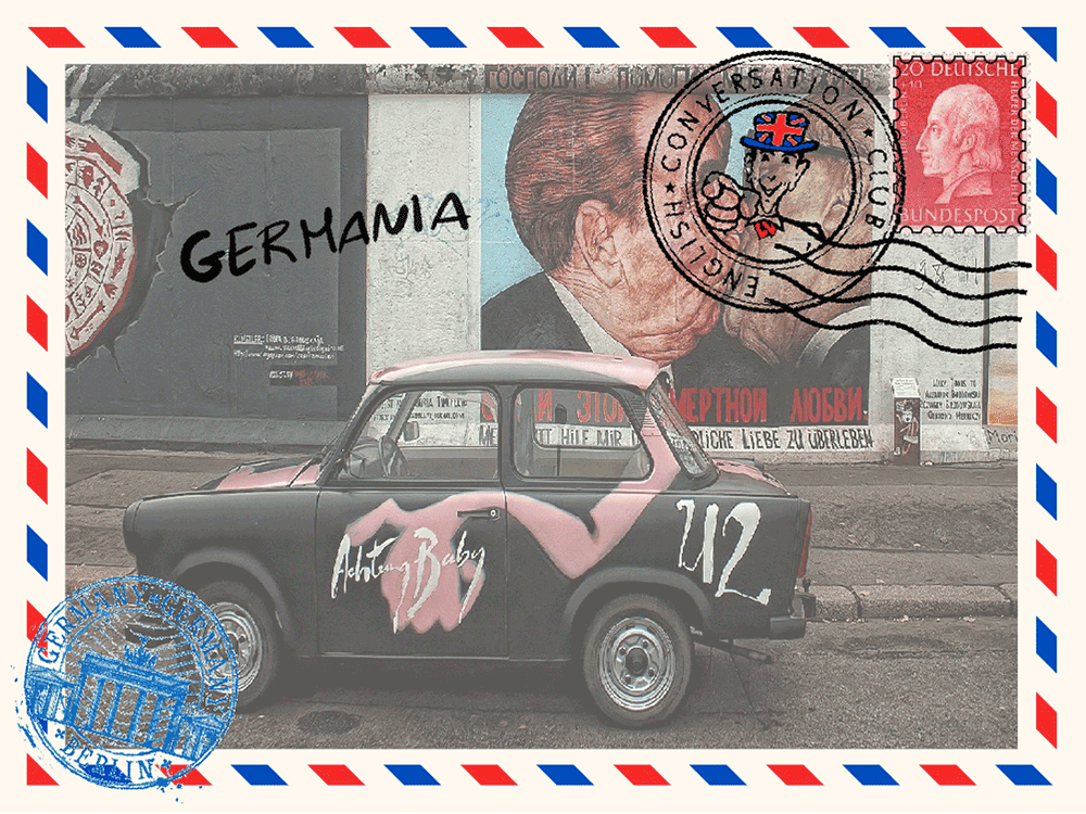 germania cartolina ecc